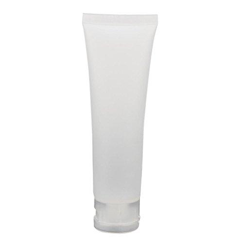 Huihong Reise Leere FlaschenröHrchen NachfüLlbare Kosmetikcreme Lotion BehäLter Flasche FüR Gesichtsreiniger Lotion Flasche 20-100ml (100ml)