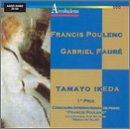 Francis Poulenc & Gabriel Fauré [Import belge]