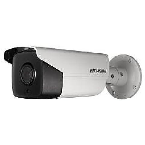 'DS-2cd2t22wd i3Hikvision, 1/2.8CMOS IP telecamera esterna (IP66), 1080p, 4mm obiettivo fisso, 30m IR, 12V DC/PoE caratteristiche: 4mm obiettivo fisso resistente alle intemperie Gem. IP66-Standard 12V DC/PoE portata fino a 30m IR