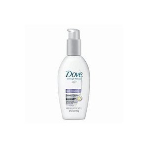 Dove Frizz Control Therapy Taming Cream 4 Ounce (Pack of...