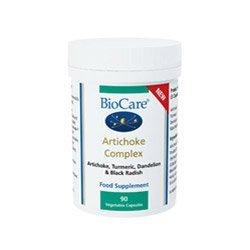 BioCare Artichoke Complex 90 Capsules by Biocare Ltd