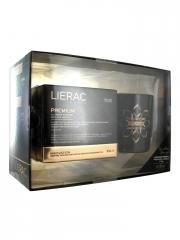 Lierac Premium Set Silky Cream Absolute Anti-Aging 50ml + Free Candle 170g