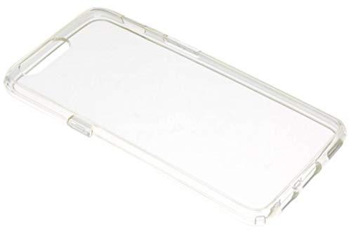 Spigen K04CS21514 Ultra Hybrid für OnePlus 5 Hülle Einteilig Transparent PC Rückschale Silikon TPU Bumper Schutzhülle Case - Crystal Clear