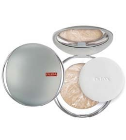 pupa luminys Baked Face Powder 01Ivory Beige