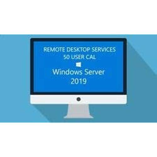 Windows Server 2019 RDS User / Device CAL 50 ESD Key Chiave Licenza ITA Lifetime / Fattura / Invio in 24 ore