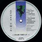 Twin Tube (Aphex Twin - Xylem Tube E.P. - R & S Records)