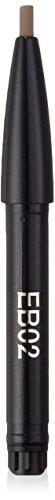 Sensai Augen femme/woman, Eyebrow Pencil Refill Nr. 02 Soft Brown, 1er Pack (1 x 0 ml) - Womens Perfume Refills