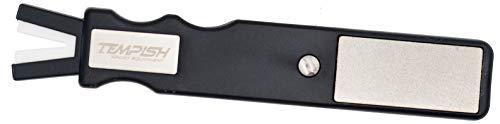Schleifstein für Schlittschuhe mit Denton Keramik - Zum schnellen Entgraten und Zwischenschleifen