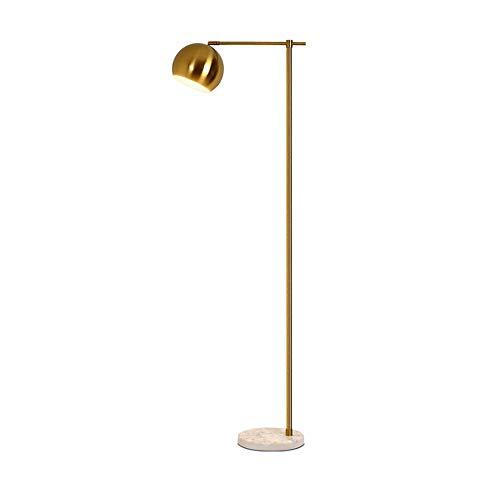 Nordic verstellbare Winkeleisen Stehleuchte einfache moderne Tischlampe kreative Schlafzimmer Sofa im Wohnzimmer Hotel Vertikale Lichter, drei Lichtverfärbung - 120v 36 Led-glühbirne