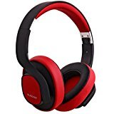 Ausdom M08 Wireless Bluetooth Stereo Headset And Noise Reduction With Mic,Extra Bass