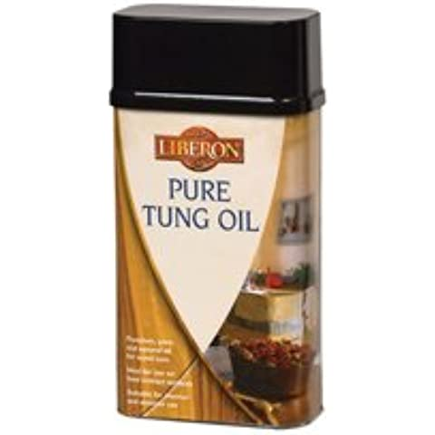 Liberon Pure Tung Oil 500 ml -014616- by