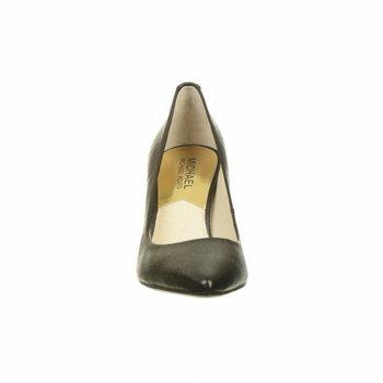 MICHAEL KORS Mk-Flex Mid Pump - Chaussures pour femme Noir - Noir