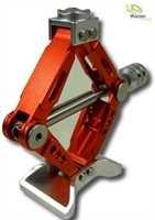 Preisvergleich Produktbild Thicon Scale Scheren-Wagenheber aus Alu funktionsfähig
