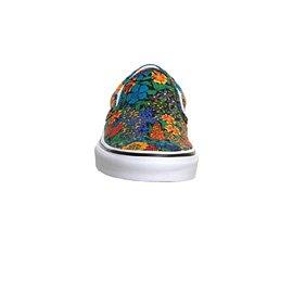 Vans Unisex – Adulto Classic Pantofole Multicolore