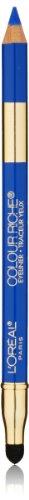 L'OREAL COLOUR RICHE WOOD PENCIL EYELINER #920 COBALT