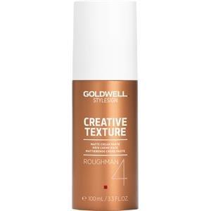 Goldwell Stylesign Creative Texture Roughman 50 ml Mattierende Creme-Paste Reisegröße -