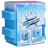 Best Lunch Box Freezer Packs - beyetori Ice Packs, Cool Pack for Lunch Box,Freezer Review