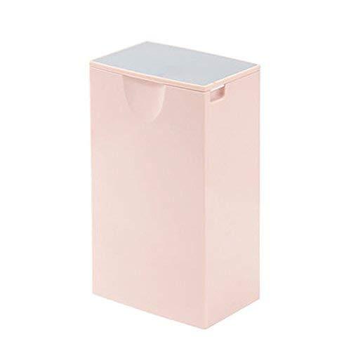 ERCZYO Kreativer stilvoller Tischplattenabfallabfall auf dem Küchentisch (Farbe : Pink)