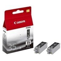 35 Twin Pack (Canon PGI 35 Twin Pack - Tintenpatrone - 2 x pigmentiertes Schwarz)