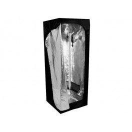 Chambre de culture 40 x 40 x 140 cm - Black Silver