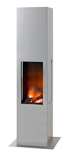 muenkel-Diseo-Prism-Fire-L-Chimenea-elctrica-Opti-de-Myst-Heat-pura-Color-Blanco–Con-Calefaccin