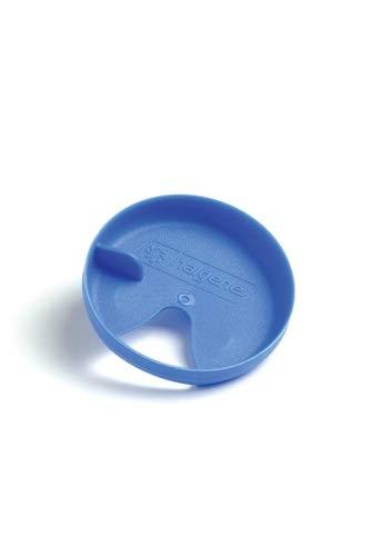 Nalgene Kunststoffflaschen 'Sipper' Flascheneinsatz, Blau, 5,3 cm (Weithals-einsätze)