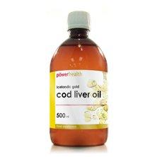 Power Health Icelandic Cod Liver Oil Liquid 500ml