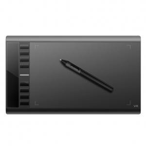 Ugee M708 Photo Pal tavoletta grafica Graphics Drawing Pen Tablet con caldo Celle 10 X 6 pollici - Black