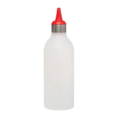 Fenteer Botella de Vinagre Salsa Utensilios de Servir Comida Bebidas Universal