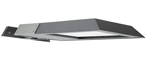 Albert 620308 außenwand Spot, aluminium, Integrated, noir