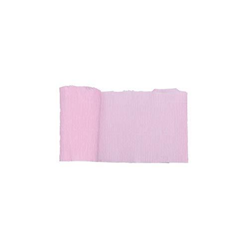 repppapier Roll für Hochzeitsfest-Dekoration-Blumen Einwickeln Geschenke, F03 Hellrosa ()