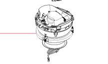 Preisvergleich Produktbild Genuine Dyson AM06 Motor and motor bucket assembly 966035-02 Main Body Assy