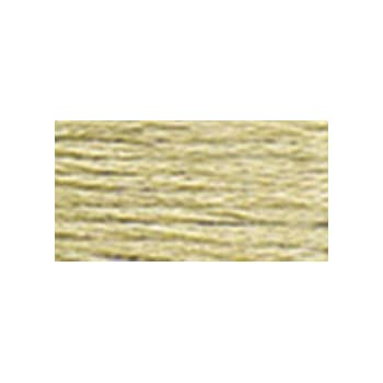 Ultra Very Light Beige Brown DMC 117-543 Six Stranded Cotton Embroidery Floss 8.7-Yard