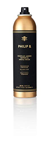 PHILIP B PB52260 Russian Amber Imperial Insta-Thick Spray de Finition Épaississant 260 ml