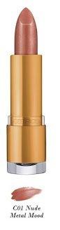 Catrice Cosmetics Soleil D'été Metalip Colour Nr. C01 Nude Metal Mood Inhalt: 4g Lippenstift mit...