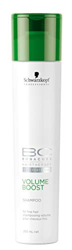 Schwarzkopf Bonacure Haarshampoo Volume Boost, 1er Pack, (1 x 250 ml)