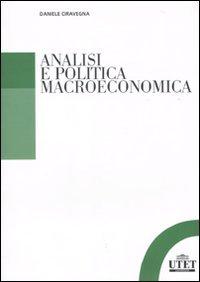 Analisi e politica macroeconomica