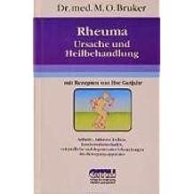 Rheuma - Ursache und Heilbehandlung