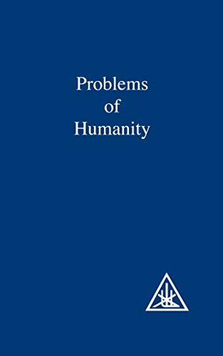 Problems of Humanity 3rd edition by Alice A. Bailey (1993) Paperback