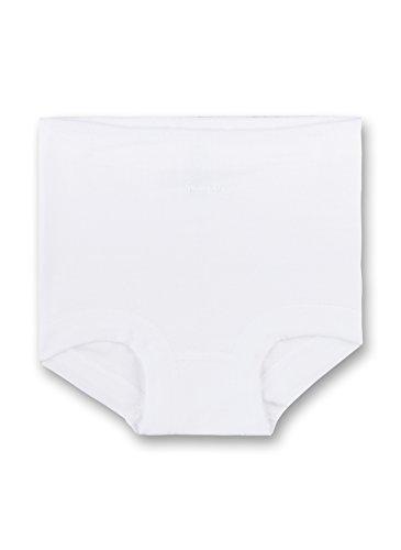 Sanetta Unisex Baby 322340 Unterwäsche-Set, Weiß (White 10), 68 (2er Pack)