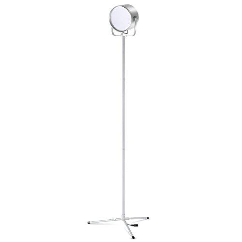 Albrillo 10W LED Stehlampe, dimmbar mit einer 2.4G Fernbedienung, 700 Lumen