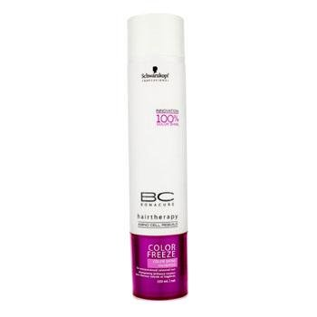 BC Bonacure Color Freeze de Schwarzkopf Shampooing prolongateur de couleur 250ml