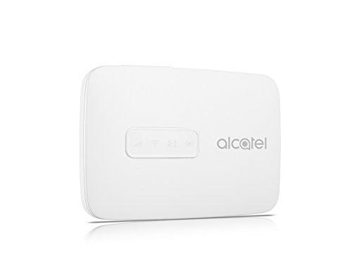 Alcatel 4894461416533 Linkzone-MW40V Drahtlos-Router Weiß