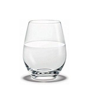 Holmegaard Cabernet Wasser, 35 cl Clear Crystal Water Goblet