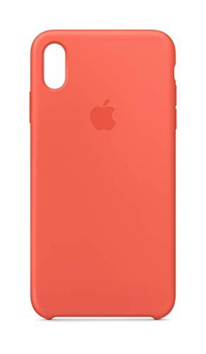 Apple Silikon Case (IphoneXs Max) - nektarine