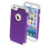 Best Mybat Iphone 6 Case Purples - MYBAT Luxurious Lattice Dazzling FullStar Protector Cover Review