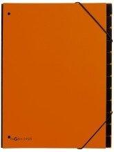 Pagna Pultordner 12-teilig, orange