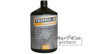 Terra-S 1099000 Pannenset Ersatzflasche Reifendichtmittel 700ml