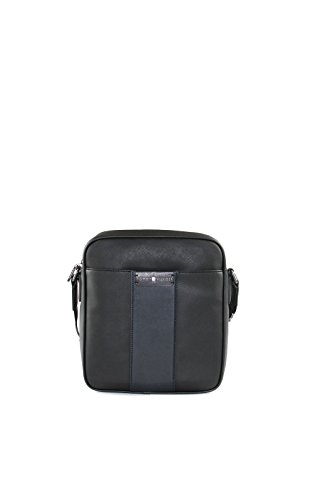 TOMMY HILFIGER AM0AM01672 SOLID BLACK BORSELLO Uomo BLACK UNI