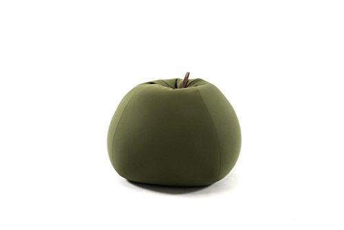 Sitting Bull - Sitzsack - Sitzkissen - APFEL - grün - Ø 88 cm - Höhe 65 cm